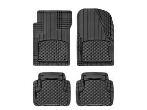 Floor Mat - Floor Mat Set - WeatherTech - WeatherTech 11AVMSBHD Universal All Vehicle Mat