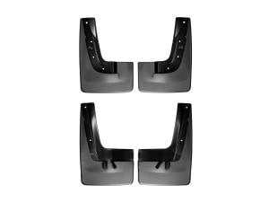 WeatherTech - WeatherTech 110043-120043 MudFlap No-Drill DigitalFit MudFlap Kit - Image 1