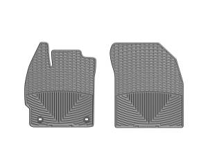 WeatherTech - WeatherTech W271GR All Weather Floor Mats - Image 1