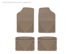 WeatherTech - WeatherTech W2TN-W20TN All Weather Floor Mats