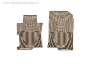 WeatherTech - WeatherTech W94TN All Weather Floor Mats - Image 1