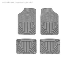 WeatherTech - WeatherTech W2GR-W20GR All Weather Floor Mats