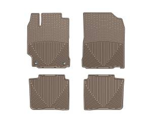 WeatherTech - WeatherTech W255TN-W256TN All Weather Floor Mats - Image 1