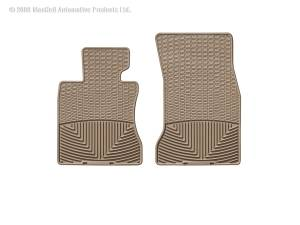 WeatherTech - WeatherTech W62TN All Weather Floor Mats - Image 1