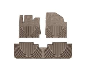 WeatherTech - WeatherTech W191TN-W192TN All Weather Floor Mats - Image 1