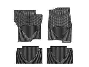 WeatherTech - WeatherTech W241-W185 All Weather Floor Mats - Image 1