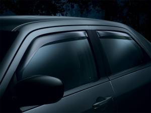 WeatherTech - WeatherTech 88326 Side Window Deflector - Image 2