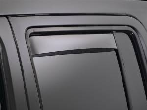 WeatherTech - WeatherTech 71509 Side Window Deflector - Image 2