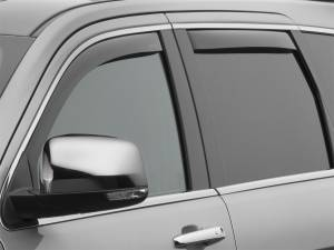 WeatherTech - WeatherTech 82562 Side Window Deflector - Image 2