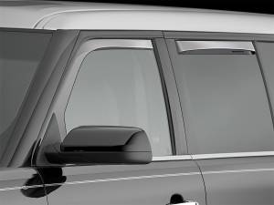 WeatherTech - WeatherTech 72484 Side Window Deflector - Image 2