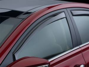 WeatherTech - WeatherTech 80553 Side Window Deflector - Image 2