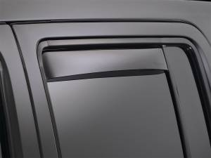 WeatherTech - WeatherTech 81553 Side Window Deflector - Image 2