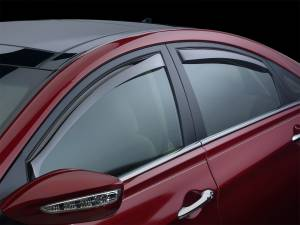 WeatherTech - WeatherTech 72521 Side Window Deflector - Image 2