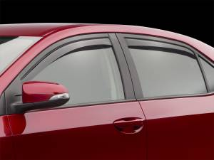WeatherTech - WeatherTech 72745 Side Window Deflector - Image 2