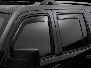 WeatherTech - WeatherTech 82722 Side Window Deflector - Image 2