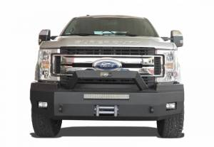Truck Bumpers - Steelcraft - Steelcraft Elevation Bullnose Bumpers