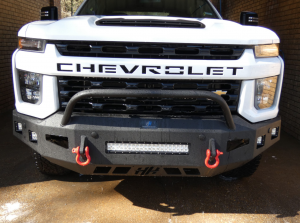 Truck Bumpers - Hammerhead - Chevy Silverado 2500HD/3500 2020-2021