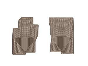 WeatherTech - WeatherTech W222TN All Weather Floor Mats - Image 1
