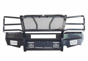 Truck Bumpers - Frontier Truck Gear - Front Bumper Light Bar Compatible