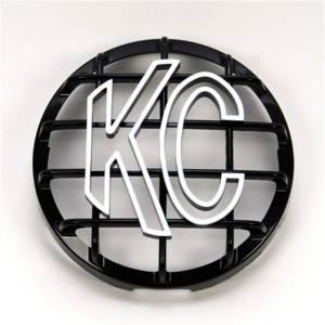 Head Lights and Components - Head Light Guard - KC HiLites - KC HiLites 7210 SlimLite/Daylighter Stoneguard Headlight Guard