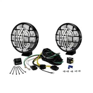 Exterior Lighting - Offroad/Racing Lamp - KC HiLites - KC HiLites 151 KC Apollo Pro Series Driving Light Kit