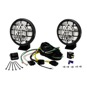 Exterior Lighting - Offroad/Racing Lamp - KC HiLites - KC HiLites 450 KC Apollo Pro Series Long Range Light Kit