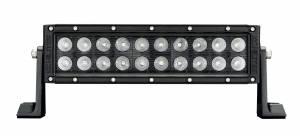 Exterior Lighting - LED Light Bar - KC HiLites - KC HiLites 334 LED Spot Light Bar