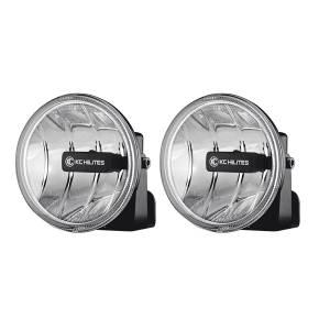 Fog/Driving Lights and Components - Fog Light Kit - KC HiLites - KC HiLites 493 Gravity Series LED Fog Light