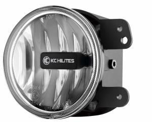 Fog/Driving Lights and Components - Fog Light Kit - KC HiLites - KC HiLites 494 Gravity Series LED Fog Light