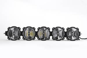 Exterior Lighting - LED Light Bar - KC HiLites - KC HiLites 91306 Gravity LED Combo Bar