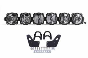 Exterior Lighting - LED Light Bar - KC HiLites - KC HiLites 91310 Gravity LED Combo System