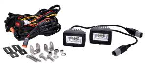 Exterior Lighting - Offroad/Racing Lamp - KC HiLites - KC HiLites 519 C2 LED Backup Flood System