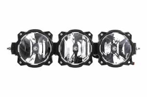 Exterior Lighting - LED Light Bar - KC HiLites - KC HiLites 91318 Gravity LED Pro6 LED Light Bar