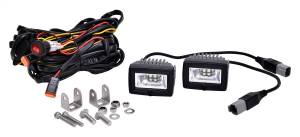 Exterior Lighting - Offroad/Racing Lamp - KC HiLites - KC HiLites 328 C2 LED Flood Beam
