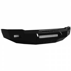 Iron Cross - Iron Cross 40-425-11 Low Profile Front Bumper for Ford F250/F350 2011-2016 - Gloss Black - Image 1