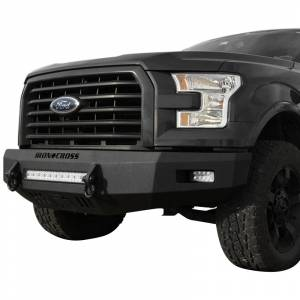 Iron Cross - Iron Cross 40-415-15 Low Profile Front Bumper for Ford F150 2015-2017 - Gloss Black - Image 2