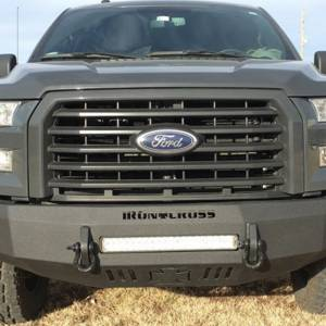 Iron Cross - Iron Cross 40-415-15 Low Profile Front Bumper for Ford F150 2015-2017 - Gloss Black - Image 3