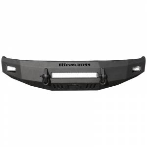 Iron Cross - Iron Cross 40-425-99-MB Low Profile Front Bumper for Ford F250/F350 1999-2004 - Matte Black