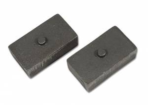 """Tuff Country - 1.5"""" Cast Iron Lift Blocks (pair) by Tuff Country - 79015"""