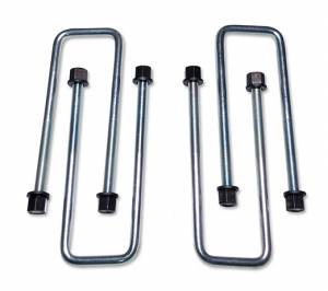 """2005-2020 Toyota Tacoma 4wd (lifted with 3"""" blocks) - Rear Axle U-Bolts Tuff Country - 57950"""