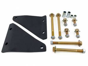 Shock Absorbers & Accessories - Shock Absorbers - Tuff Country - 1969-1987 Chevy Truck 1/2 & 3/4 ton 4wd - Front Dual Shock Kit Tuff Country - 75170