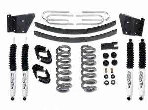 "Suspension Parts - Lift Kits - Tuff Country - 1973-1979 Ford F150 4x4 - 4"" Performance Lift Kit by (fits modesl with 3"" wide Rear springs) Tuff Country - 24710K"