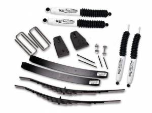 """1980-1987 Ford F250 4x4 - 2.5"""" Lift Kit by (fits models with 351 gas engine) Tuff Country - 22823K"""