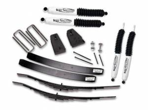 "Suspension Parts - Lift Kits - Tuff Country - 1980-1987 Ford F250 4x4 - 2.5"" Lift Kit by (fits models with diesel or 460 gas engine) Tuff Country - 22820K"