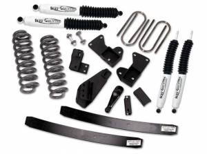 """1981-1996 Ford F150 4x4 - 4"""" Lift Kit by Tuff Country - 24810K"""