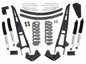 """1981-1996 Ford F150 4x4 - 4"""" Performance Lift Kit by Tuff Country - 24814K"""