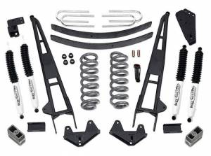 """1981-1996 Ford F150 4x4 - 6"""" Performance Lift Kit without Shocks by Tuff Country - 26814K"""
