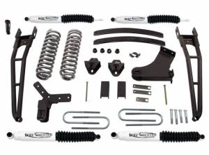 """1983-1997 Ford Ranger 4x4 - 4"""" Performance Lift Kit by Tuff Country - 24865K"""