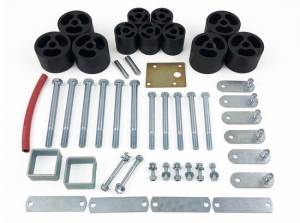 """Suspension Parts - Body Lift Kits - Tuff Country - 1986-1995 Jeep Wrangler YJ (with auto transmission) - 2"""" Body Lift Kit Tuff Country - 42615"""