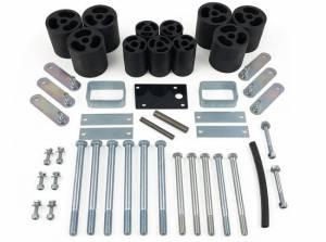 """Suspension Parts - Body Lift Kits - Tuff Country - 1986-1995 Jeep Wrangler YJ (with auto transmission) - 3"""" Body Lift Kit Tuff Country - 43620"""